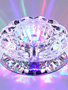 10*6CM Crystal Ceiling Lamp Spotlight LED SMD 3W Creative Lamp Absorb Dome Light