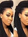 #1 / #1B Senegal Hårförlängningar 18 Kanekalon 2 Strå 160g gram Hair Braids