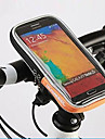 ROSWHEEL® cykel~~POS=TRUNC 0.5LVäska till cykelstyretVattentät / Vattentät dragkedja / Fuktighetsskyddad / Stötsäker / Bärbar /