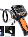 """3.5 """"8.2mm lcd camera d\'inspection video endoscope endoscope serpent champ tourner"""