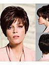 courtes droites cheveux naturels Perruques afro americain pour les femmes sw00132