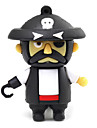 zpk07 8gb une piece pirate de bande dessinee de style usb 2.0 lecteur de memoire flash u baton