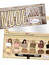 12 Palette de Fard a Paupieres Sec Fard a paupieres palette Poudre NormalMaquillage Quotidien / Maquillage de Fete / Maquillage OEil de
