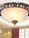 Montage du flux ,  Contemporain Traditionnel/Classique Rustique Tiffany Retro Retro Lanterne Autres Fonctionnalite for LED AcryliqueSalle