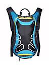10-20 L ryggsäck Leisure Sports Utomhus Fuktighetsskyddad / Bärbar Blå Nylon Fulang