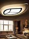 25W Takmonterad ,  Modern Rektangulär Särdrag for Flush Mount Lights Metall Living Room / Bedroom / Dining Room / Sovrum