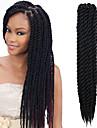 La Havane Tresses Twist Extensions de cheveux Kanekalon Cheveux Tressee
