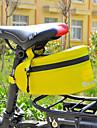 Hydraknight® cykel~~POS=TRUNC 2LLSadelväska Vattentät / Regnsäker / Vattentät dragkedja / Reflekterande Strip / Fuktighetsskyddad