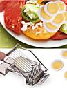 Skärare & Skivare For Egg Rostfritt Stål Kreativ Köksredskap