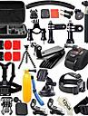 GoPro Tillbehör Inlägg mot imma / Skyddsfodral / Monopod / Sug / Axelband / Handgrepp / Tillbehörs Kit Allt-i-ett, För-Actionkamera,