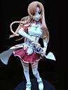 Figures Anime Action Inspire par Sword Art Online Asuna Yuuki PVC 18 CM Jouets modele Jouets DIY