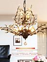 MAX40W Lustre ,  Vintage Peintures Fonctionnalite for Cristal MetalSalle de sejour / Chambre a coucher / Salle a manger / Bureau/Bureau