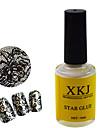 16 ml ny professionell lim för nail art folie överföring spik lim design nail art skönhet klistermärken manikyr tillbehör