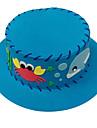 färgrik hatt pedagogiska leksaker barnen cap diy tecknad handarbete hantverk handgjorda artiklar barn hobbies leksaker 3d pussel