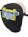 läder svetsning verktyg blå sol li batteri auto mörkn tig mig mma svetsare ögon mask / goggle / ögon glasögon
