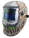 skalle svetsning accessoriees sol li batteri automatisk mörkare tig mig mma svetsskärm / hjälmar / mössa / goggle / ögon mask