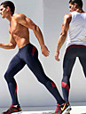 Homme Course / Running Pantalon/Surpantalon Collants Leggings BasRespirable Sechage rapide Haute respirable (>15,001g) Compression