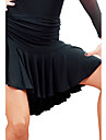 Dancewear viskose Latin Dance skjoert For Ladies (flere farger)
