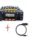 Hytera KT-8900+Cable Walkie-talkie VHF 25Watt, UHF 20Watt 200 400-470 mHz / 136-174 mHz It\'s a car radio , no battery , have car charger
