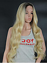"""10 """"-24"""" brasilianska jungfru hår 613 fulla spets blonda människohår spetsar peruker limfria fullt spetsar peruker"""