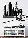 Architecture / Mode Stickers muraux Stickers avion,PVC 60*90cm(23.6*35.4 inch)
