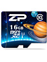ZP 16Go TF carte Micro SD Card carte memoire UHS-I U1 Class10