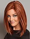 lång längd hår europeisk väva ljusbrun färg hår peruk