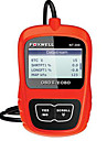 FOXWELL/Windows/ISO15765-4 (CAN BUS) / SAE J1850 PWM / SAE J1850 VPW / ISO9141-2 / ISO 14230-4 (KWP2000)/Diagnoskodsläsare/