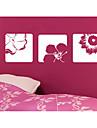 Floral / Paysage / Forme / 3D Stickers muraux Stickers muraux 3D,vinyl 56*58cm