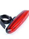 Cykellyktor / Baklykta till cykel LED - Cykelsport Vattentät AAA / Batteri Lumen Batteri Röd Cykling
