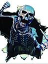 bil klistermärken skelett rädsla kropps klistermärken graffiti bil dekaler
