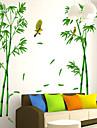 Botanisk Wall Stickers Väggstickers Flygplan,PVC 60*90cm(23.6*35.4 inch)