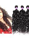 cheveux vierges cheveux humides et ondules vague malaysian cheveux vierge 6a 3pcs boucles malaysian tisse des produits capillaires cara