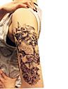 1 Tatueringsklistermärken Djurserier Blomserier Jul NyårSpädbarn Dam Herr Vuxen Blixttatuering tillfälliga tatueringar