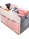 Boite de Rangement / Organisateurs Tissu avecFonctionnalite est Avec couvercle , Pour Tissu