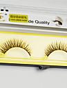 1 ögonfransar Ögonfrans Hela ögonfransar Ögon Korsvis / Förlänger ögonkanten Övrigt Handgjord Djurull Ögonfrans Svart band 0.05mm 12mm