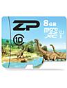 ZP 8Go MicroSD Classe 10 UHS-I U1