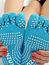 Femme Chaussettes Yoga Antiderapage Anti-transpiration Printemps Hiver Automne