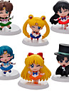 Sailor Moon Sailor Moon PVC Anime Actionfigurer Modell Leksaker doll Toy