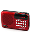 multifunktions n-518 digital sång kort liten stereo radio bärbara spelare