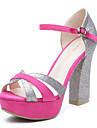 aokang® kvinnors läder sandaler - 132811006