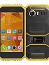 """Kenxinda PROOFINGS W6 4.5 """" Android 5,1 4G smarttelefon ( Dubbla SIM kort Quad Core 5 MP 1GB + 8 GB Grå / Gul )"""