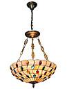 Lumini pandantiv ,  Tiffany Altele Caracteristică for Stil Minimalist MetalSufragerie Dormitor Bucătărie Cameră de studiu/Birou Intrare