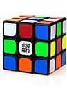 Yongjun® Cube de Vitesse  3*3*3 Niveau professionnel Cubes magiques Noir ABS