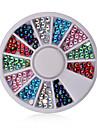 spik strass akryl nail art strass dekoration för uv gel telefon laptop diy spik verktyg