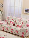 elastisk soffa täcka soffa möbelöverdrag enkel / två / tre -seater stretch soffa täcka tätt svepa ett stycke