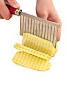 1 st Cutter & Slicer For för grönsaker / för frukt Stainless Steel Hög kvalitet / Creative Kitchen Gadget / Originella