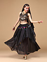 Belly Dance Outfits Women\'s Performance Chiffon Sequins Dance Costumes