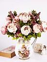 """13 Une succursale Soie Pivoines Fleur de Table Fleurs artificielles 48(18.9"""")"""