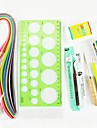 120pcs Quilling papper diy konsthantverk dekoration kit / 7st set